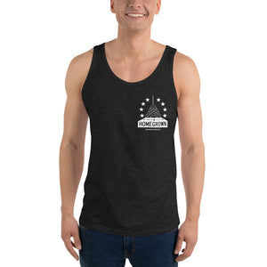 HG Tank Top (Front Logo only)