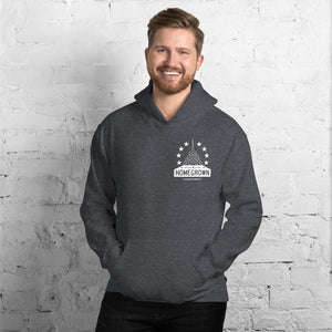 HG Unisex Hoodie (Front Logo Only)