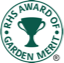 RHS Awards Of Garden Merit logo