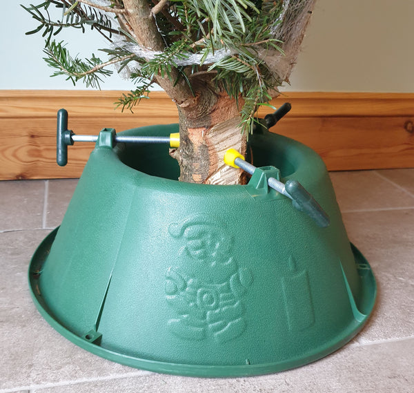 Christmas Tree Stand for Cut Trees