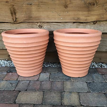 Moroccan Planter Pair