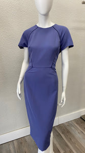 DELPHINE BLUE DRESS