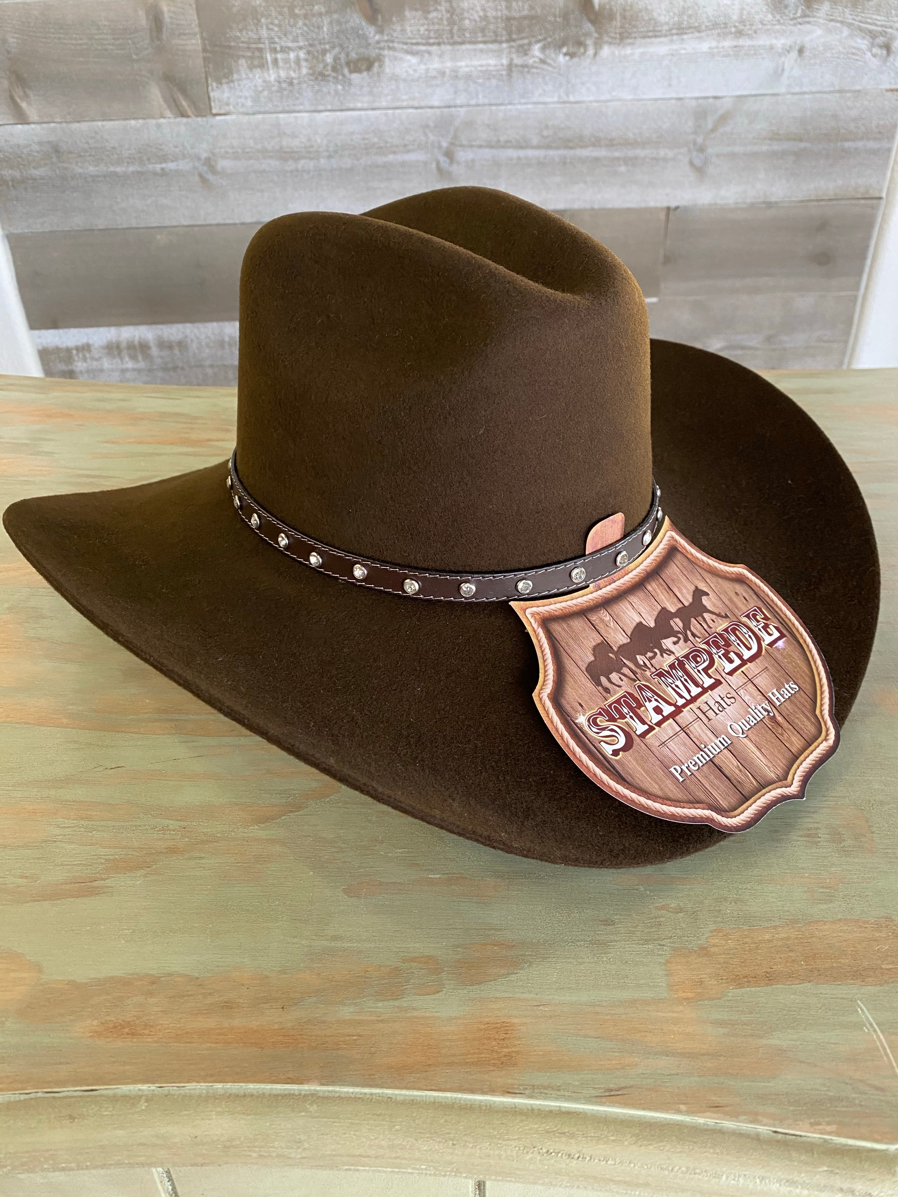 STAMPEDE QUALITY HAT