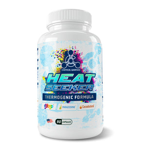 Heat Seeker - Weight Management (90 Capsules)