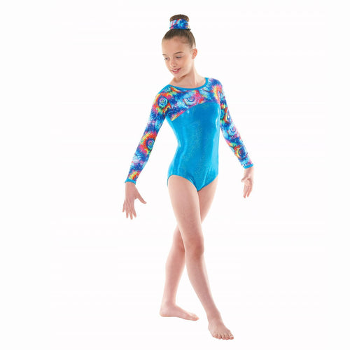 Tappers & Pointers Long Sleeved Gymnastics Leotard GYM/49