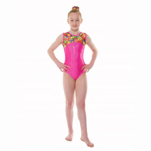 Tappers & Pointers Sleeveless Gymnastics Leotard GYM/50