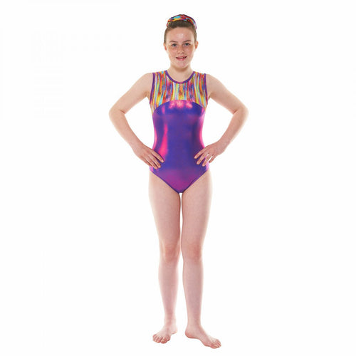 Tappers & Pointers Sleeveless Gymnastics Leotard GYM/54