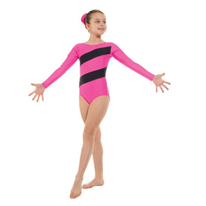 Tappers & Pointers Long Sleeved Gymnastics Leotard GYM/3