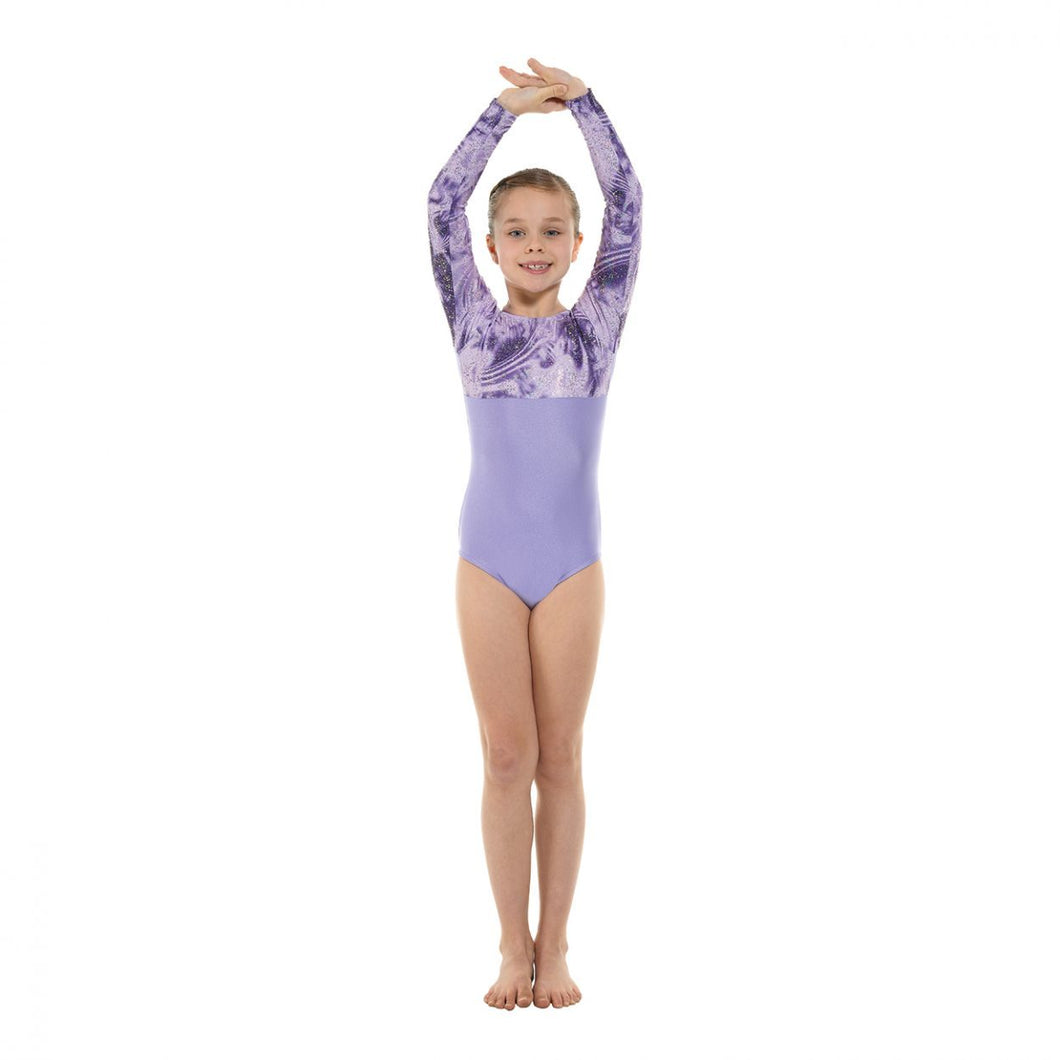 Tappers & Pointers Long Sleeved Gymnastics Leotard GYM/8