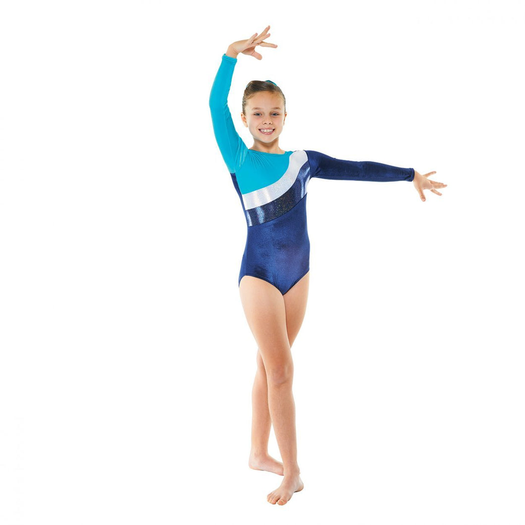 Tappers & Pointers Long Sleeved Gymnastics Leotard GYM/16
