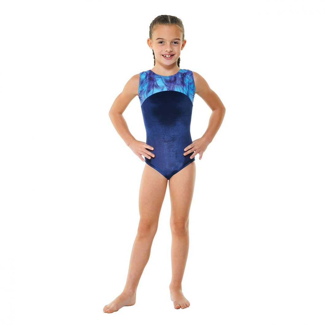 Tappers & Pointers Sleeveless Gymnastics Leotard GYM/22