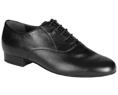 DSI 6466 Oxford Men's Wide Fit Leather Ballroom Shoe