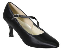 Load image into Gallery viewer, DSI PARIS Regular Fit Ladies Ballroom Court Shoes