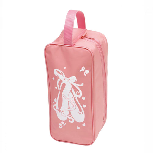 Tappers & Pointers Pink Shoe Bag