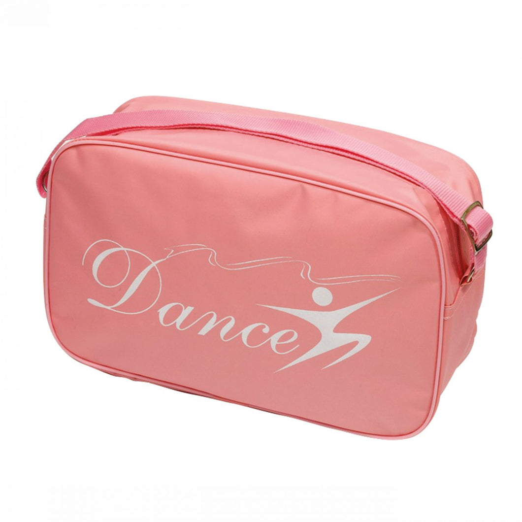 Tappers & Pointers Shoulder Bag With Dancer And Ribbons