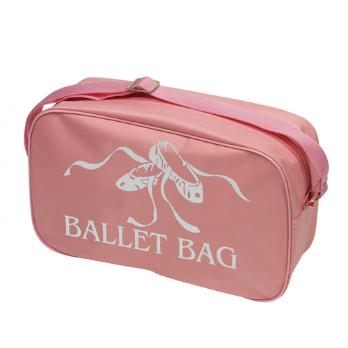 Tappers & Pointers Sholuder Bag With Ballet Shoes Motif