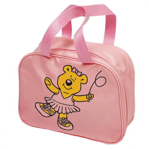 Tappers & Pointers Square Bear Ballet Bag