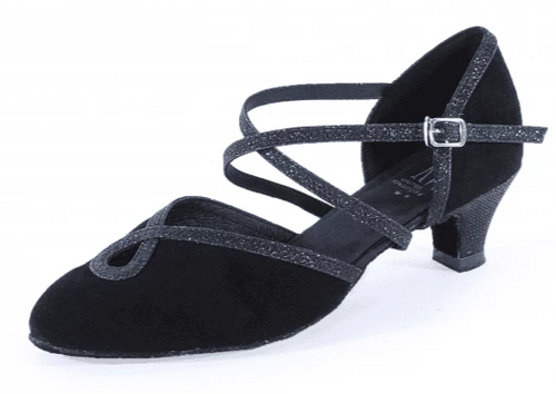 Roch Valley ANNA Ladies Social Ballroom Shoe