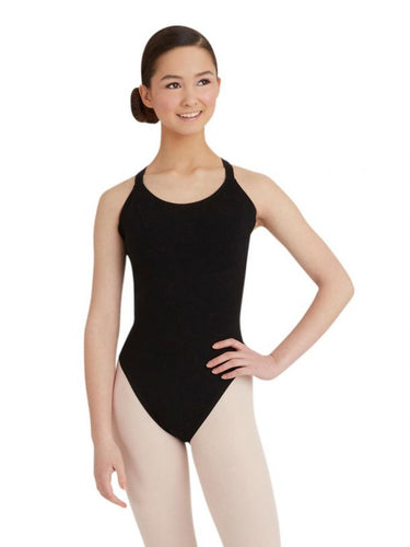 Capezio CC123 Double Cross Back Leotard