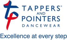 Load image into Gallery viewer, Tappers & Pointers Shoulder Bag With Dancer And Ribbons