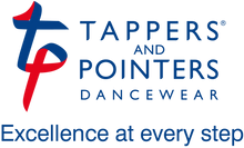 Load image into Gallery viewer, Tappers & Pointers Hip/Starburst Gymnastic Shorts