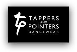 Tappers & Pointers CHRYSTAL Ladies Social Ballroom Shoe