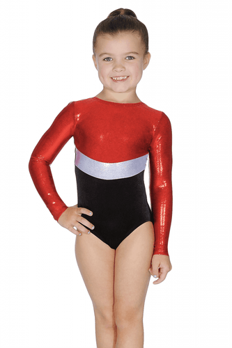 Roch Valley RIO Long Sleeved Gymnastics Leotard