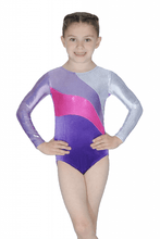 Load image into Gallery viewer, Roch Valley ROME Long Sleeved Gymnastics Leotard
