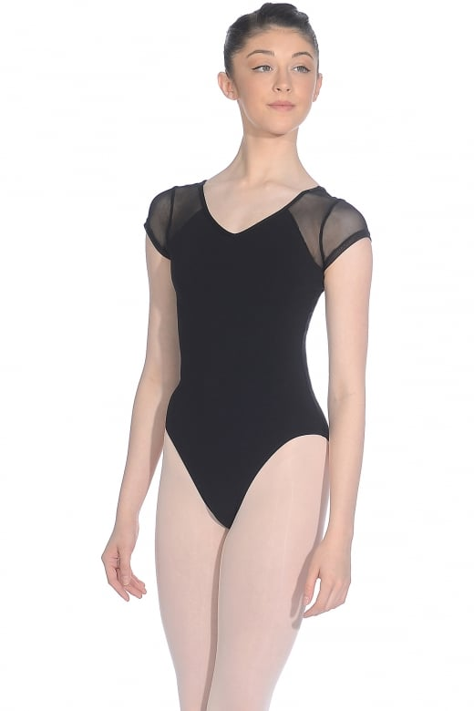 Roch Valley CTCAP Cap Sleeved Leotard