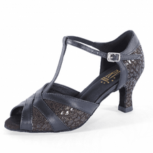 Load image into Gallery viewer, Roch Valley LEAH Ladies Social Ballroom Shoe