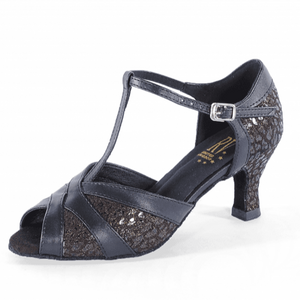 Roch Valley LEAH Ladies Social Ballroom Shoe