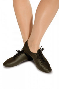 Roch Valley Full Sole Leather Lace Up Jazz Shoe