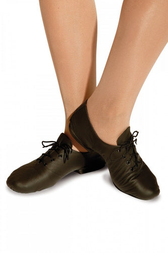 Roch Valley Split Sole Leather Lace Up Jazz Shoe