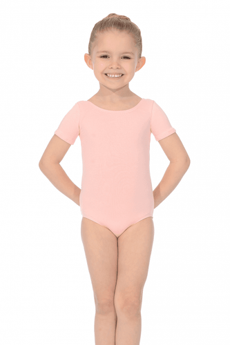 Roch Valley Cotton Short Sleeved Leotard