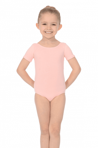 Roch Valley PRIM Cotton Short Sleeved Leotard