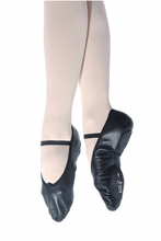 Load image into Gallery viewer, Roch Valley Split Sole Leather Ballet Shoe