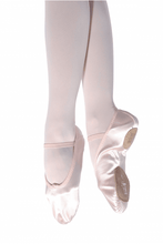 Load image into Gallery viewer, Roch Valley Split Sole Satin Ballet Shoe