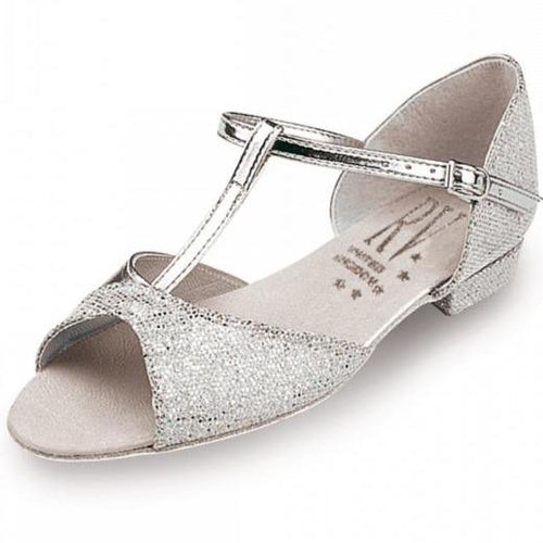 Roch Valley STACEY Children's Low Heel Ballroom Shoe