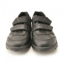 Load image into Gallery viewer, Start-rite LUKE Boy's Black Leather School Shoe