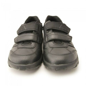 Start-rite LUKE Boy's Black Leather School Shoe