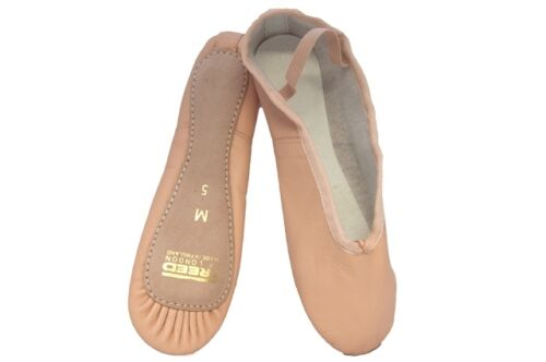 Freed Full Sole Leather Ballet Shoes