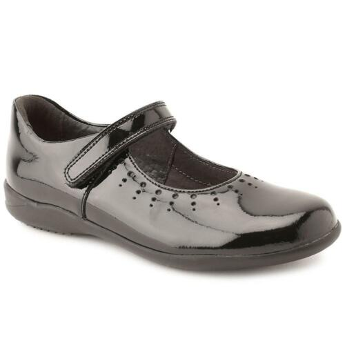Start-rite MARY JANE Black Patent School Shoe