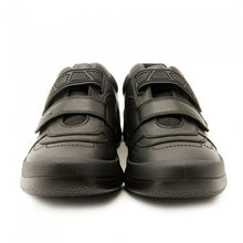 Load image into Gallery viewer, Start-rite Rhino WARRIOR Boy's Black Leather School Shoe