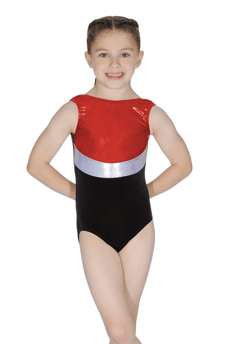 Roch Valley RIO Sleeveless Gymnastics Leotard