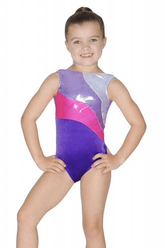 Roch Valley ROME Sleeveless Gymnastics Leotard