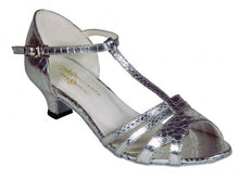 Load image into Gallery viewer, Tappers & Pointers ELENA Social Ballroom Shoe