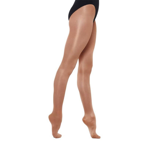 Full Foot Shimmer Dance Tights
