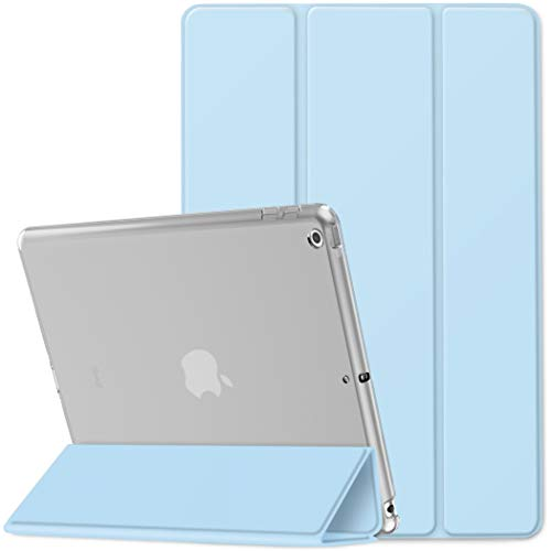 EasyAcc Ultra-Thin Protective Case Compatible with iPad 10.2 Inch 8th and 7th Generation