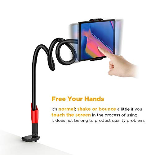 EasyAcc Cellphone Tablet Stand Flexible Long Arm Clip Smartphone Tablet Mount