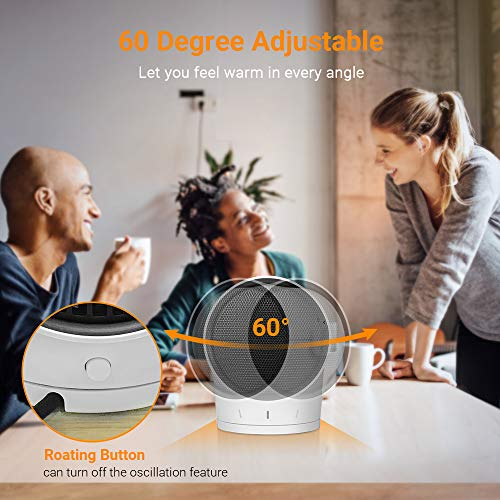 EasyAcc Personal Space Heater